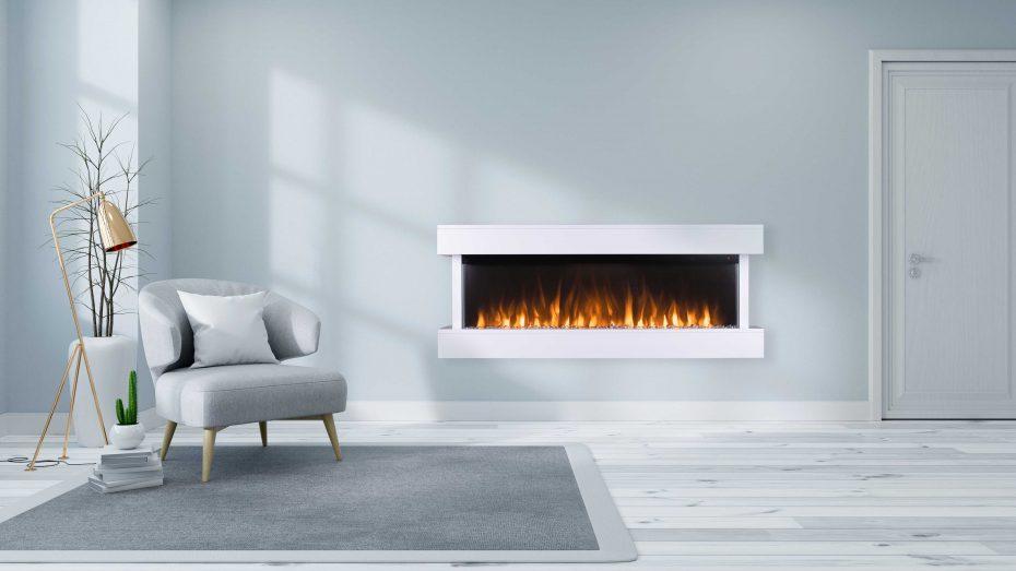 Nexus Fireplace in Sitting Room