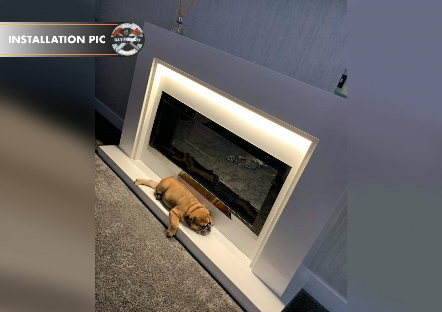 Fireplace Factory - Customer Picture - Denver Suite