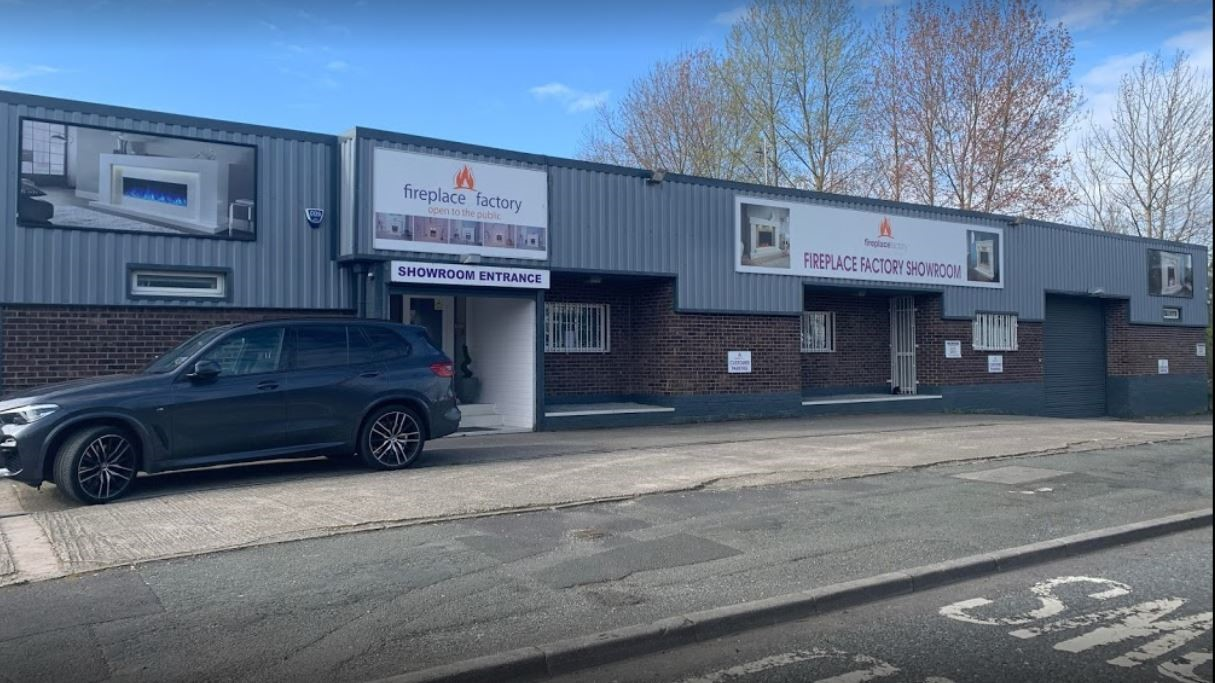 Our Kirkby Showroom - Fireplace Factory