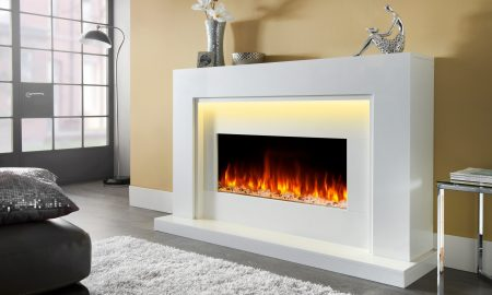 Fireplace Factory - The Denver Suite Bespoke 890HD+